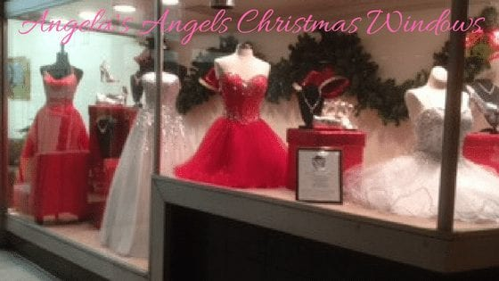 Christmas Angels in Action!